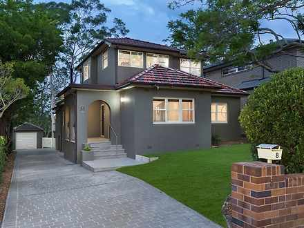 8 Dunmore Road, Epping 2121, NSW House Photo