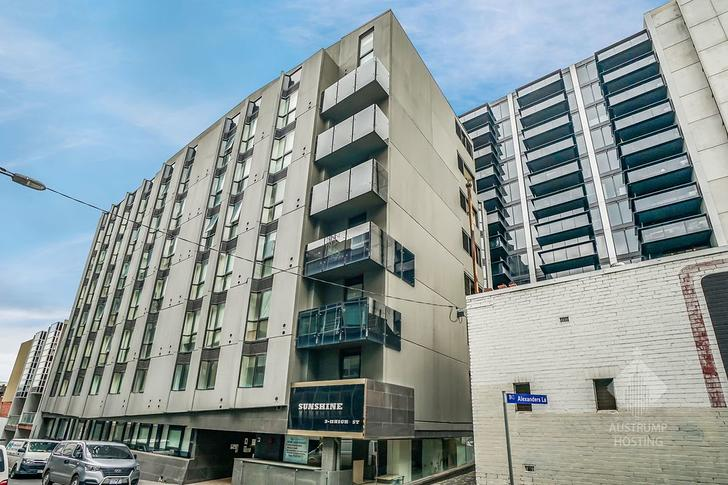 210/9 High Street, North Melbourne 3051, VIC Apartment Photo