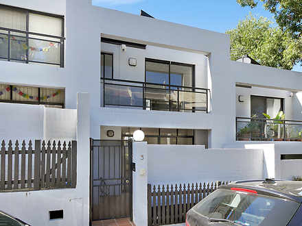 3/12-18 Wood Street, Forest Lodge 2037, NSW Townhouse Photo