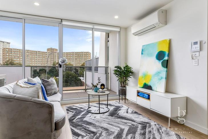 309/33 Racecourse Road, North Melbourne 3051, VIC Apartment Photo