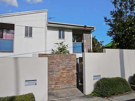 1/162 Jubilee Terrace, Bardon 4065, QLD Townhouse Photo