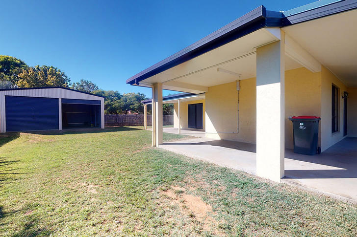 34 Col Crescent, Parkhurst 4702, QLD House Photo