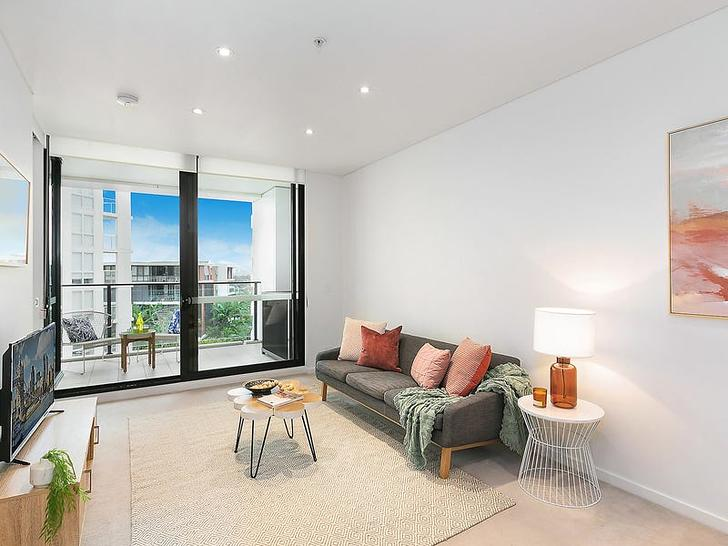 918G/4 Devlin Street, Ryde 2112, NSW Apartment Photo