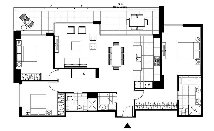 709/131 Ross Street, Glebe 2037, NSW Apartment Photo