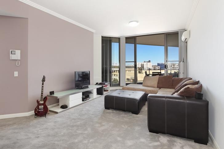 604/1 Stromboli Strait, Wentworth Point 2127, NSW Apartment Photo