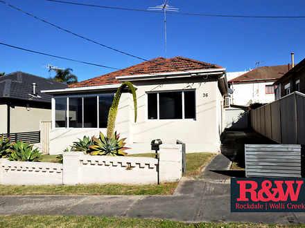 36 Mount Street, Arncliffe 2205, NSW House Photo