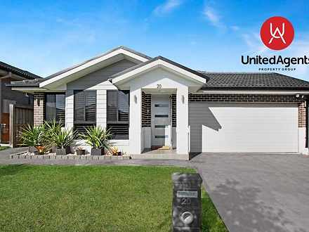 20 Cowling Avenue, Middleton Grange 2171, NSW House Photo