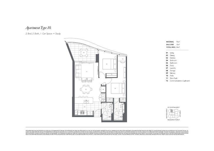 2B/15 Manning Street, South Brisbane 4101, QLD Apartment Photo