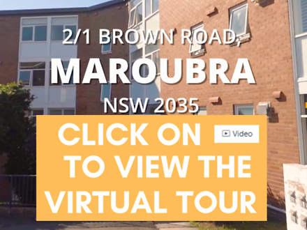 2/1 Brown Road, Maroubra 2035, NSW Unit Photo