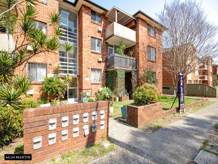 3/18 Barber Avenue, Eastlakes 2018, NSW Apartment Photo