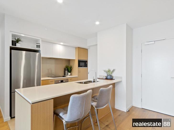 2108/63 Adelaide Terrace, East Perth 6004, WA Apartment Photo
