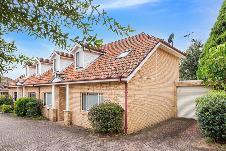 3A/48A Lucas Road, Burwood 2134, NSW Townhouse Photo