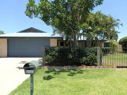 26 Callaghan Street, Emerald 4720, QLD House Photo