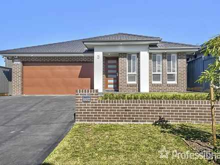 3 Silverton Street, Gregory Hills 2557, NSW House Photo