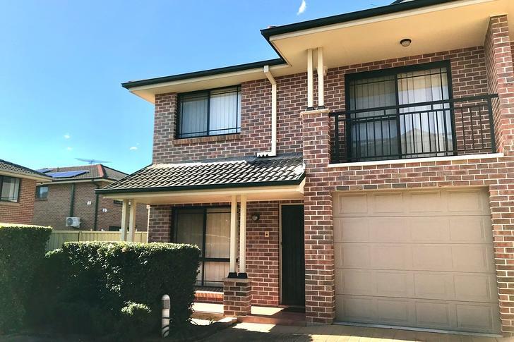 5/1-3 Myall Road, Casula 2170, NSW Townhouse Photo
