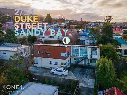 2/54 Duke Street, Sandy Bay 7005, TAS Unit Photo