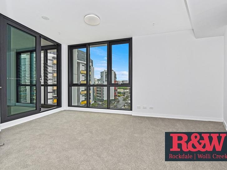 502/9 Brodie Spark Drive, Wolli Creek 2205, NSW Apartment Photo