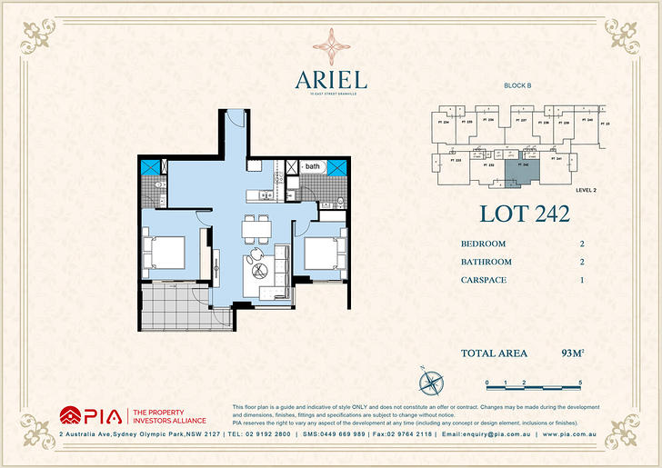 211/16 East Street, Granville 2142, NSW Apartment Photo