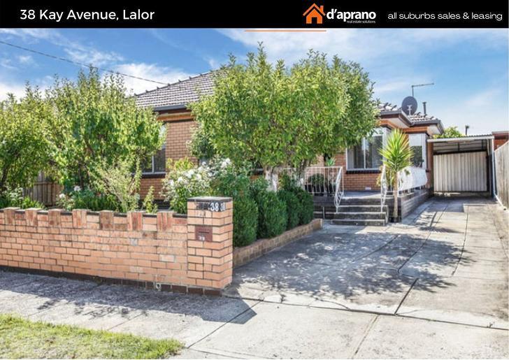 38 Kay Avenue, Lalor 3075, VIC House Photo
