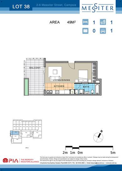 38/2-6 Messiter Street, Campsie 2194, NSW Apartment Photo