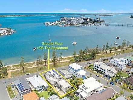 1/96 The Esplande, Paradise Point 4216, QLD Duplex_semi Photo