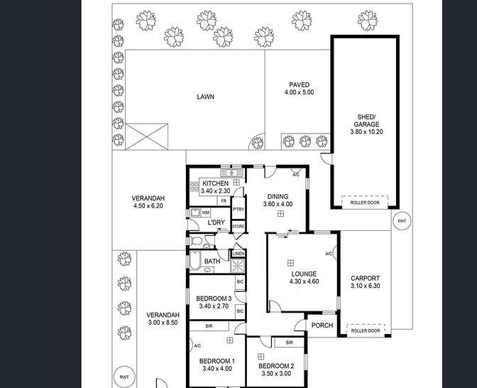 61 Paginton Crescent, Elizabeth East 5112, SA House Photo