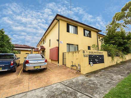 B/18 Gilpin Street, Camperdown 2050, NSW Studio Photo