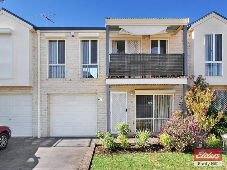 11/147 Hyatts Road, Plumpton 2761, NSW Townhouse Photo
