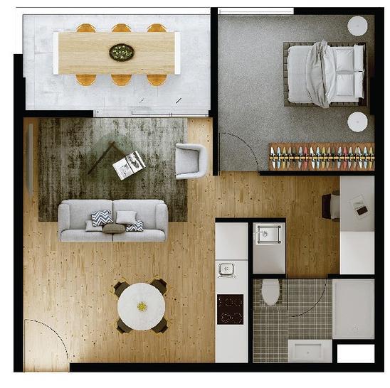 1302/156 Wright Street, Adelaide 5000, SA Apartment Photo