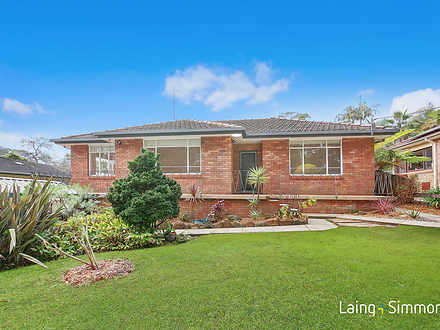 12 Wilson Road, Pennant Hills 2120, NSW House Photo