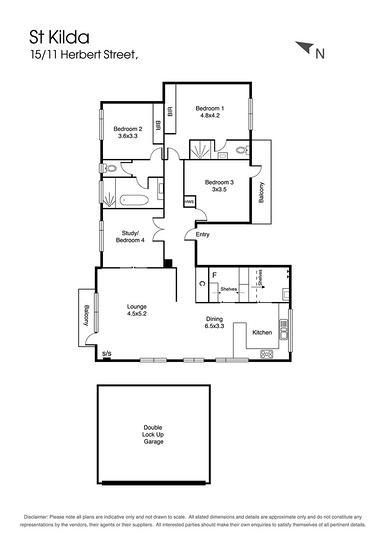 15/11 Herbert Street, St Kilda 3182, VIC Apartment Photo