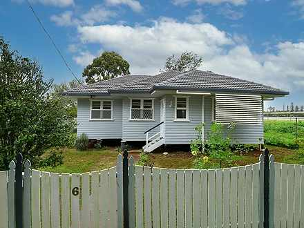 6 Higgins Street, Newtown 4350, QLD House Photo
