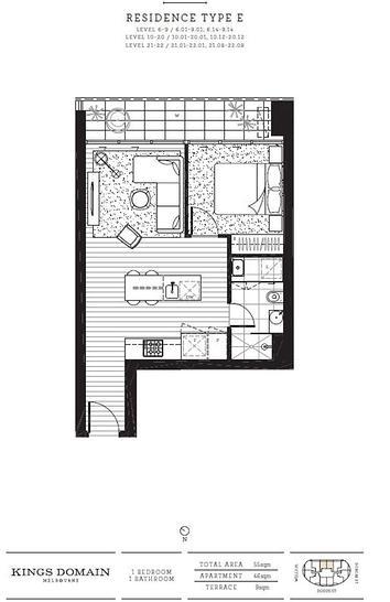 2011/70 Dorcas Street, Southbank 3006, VIC Apartment Photo