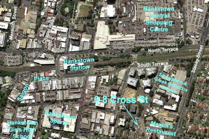 704/6 Cross Street, Bankstown 2200, NSW Apartment Photo
