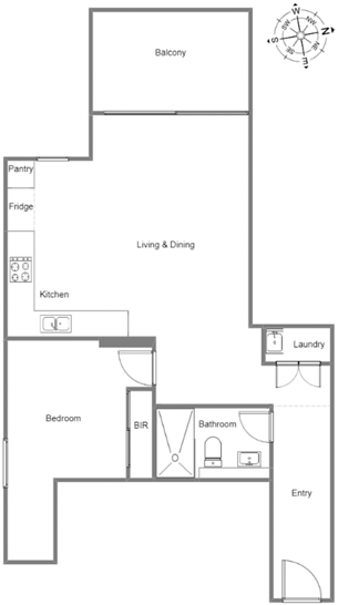 704/14 Mcgill Street, Lewisham 2049, NSW Apartment Photo