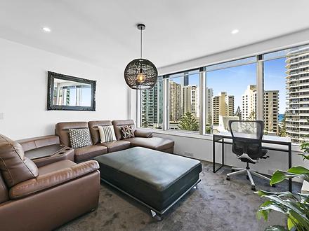 703/9 Hamilton Avenue, Surfers Paradise 4217, QLD Apartment Photo