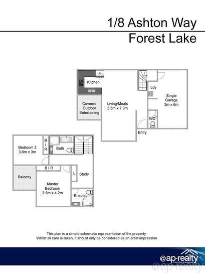 1/8 Ashton Way, Forest Lake 4078, QLD House Photo