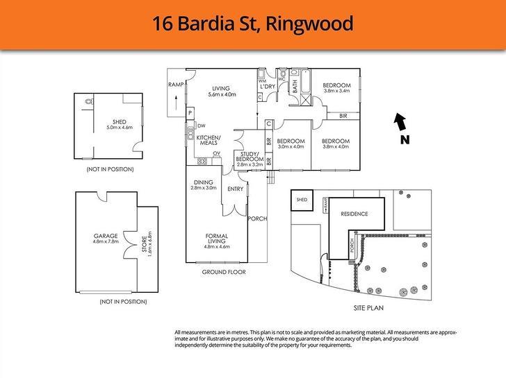 16 Bardia Street, Ringwood 3134, VIC House Photo