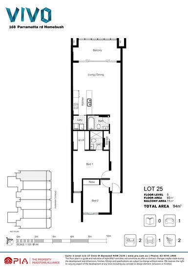 25/162-170 Parramatta Road, Homebush 2140, NSW Apartment Photo