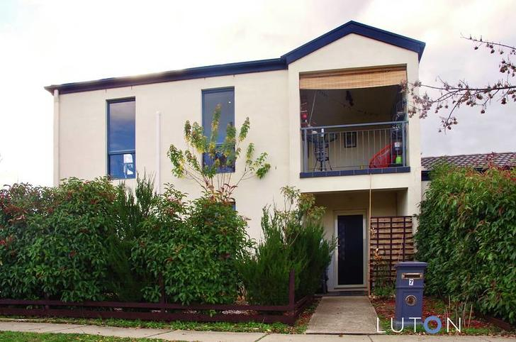 2/7 Moonlight Avenue, Harrison 2914, ACT Apartment Photo
