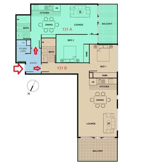 131/39 Benjamin Way, Belconnen 2617, ACT Apartment Photo