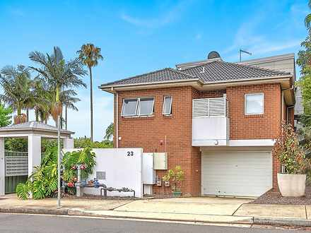 25/23 Ada Street, Concord 2137, NSW Studio Photo