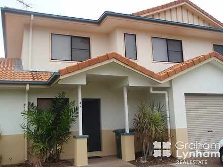 47/1 Burnda Street, Kirwan 4817, QLD Townhouse Photo