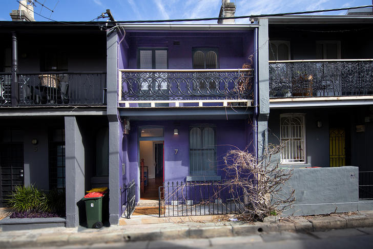 7 Turner Street, Redfern 2016, NSW Terrace Photo