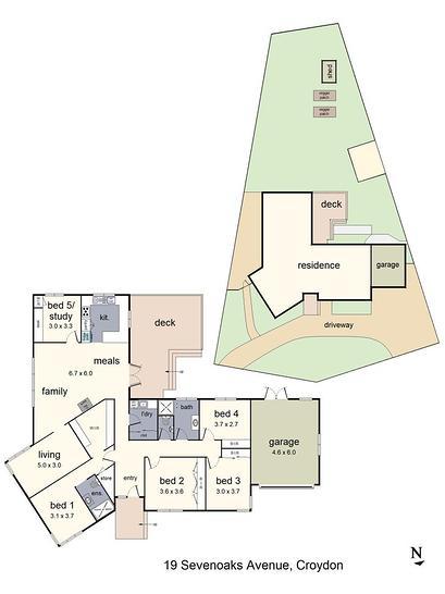 19 Sevenoaks Avenue, Croydon 3136, VIC House Photo