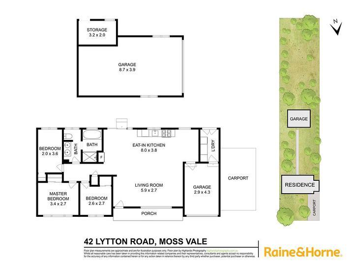 42 Lytton Road, Moss Vale 2577, NSW House Photo