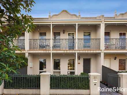 20 Park View Terrace, Sydenham 3037, VIC Townhouse Photo
