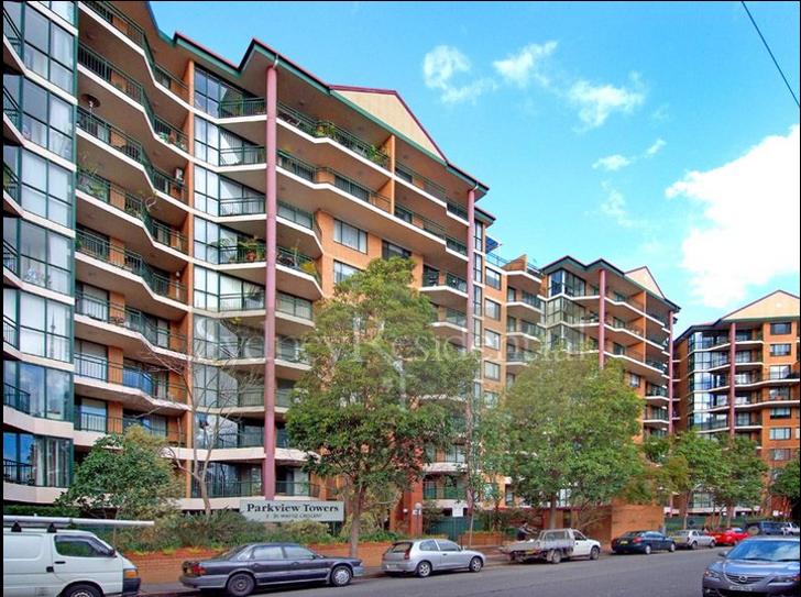 2-26 Wattle Crescent, Pyrmont 2009, NSW Apartment Photo