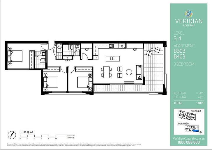 B303/3 Blake Street, Kogarah 2217, NSW Apartment Photo