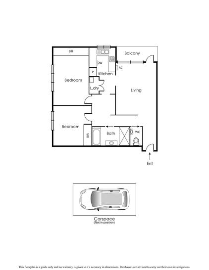13/68 Chapel Street, St Kilda 3182, VIC Apartment Photo